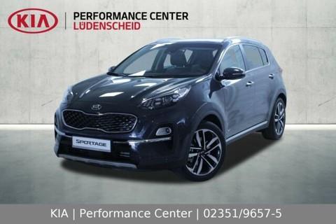 Kia Sportage 2.0 CRDi Platinum; ;