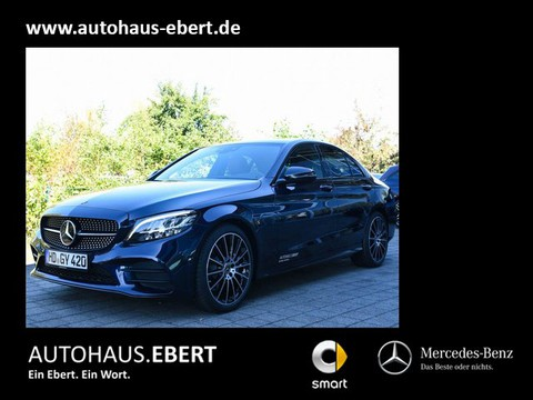 Mercedes-Benz C 200 AMG SPUR NIGHT SITZKL