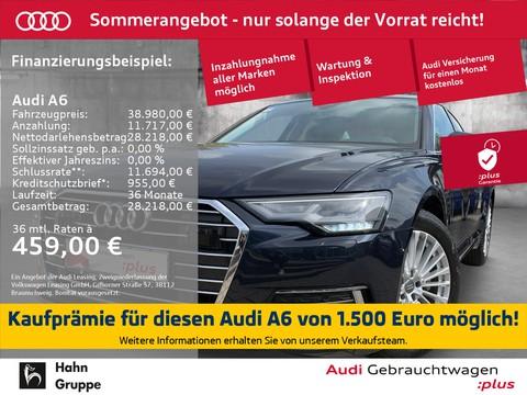 Audi A6 Limousine 40TDI EU6d design