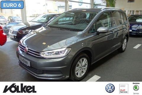 Volkswagen Touran 1.5 TSI Comfortline ---