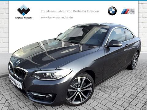 BMW 225 d Coupé Sport Line GSD Prof