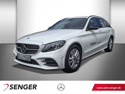 Mercedes-Benz C 300 d AMG Line Assistenz