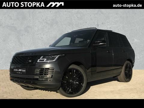 Land Rover Range Rover D350 Vogue BlackPack