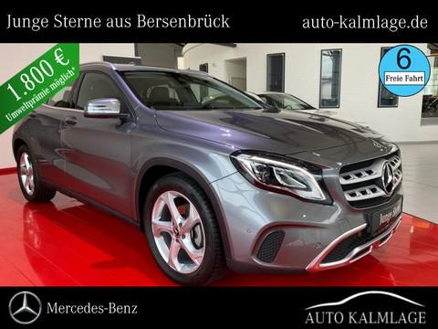 Mercedes-Benz GLA 200 Urban Automatik Fernlicht