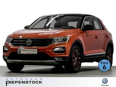 Volkswagen T-Roc 2.0 TDI Style Clima