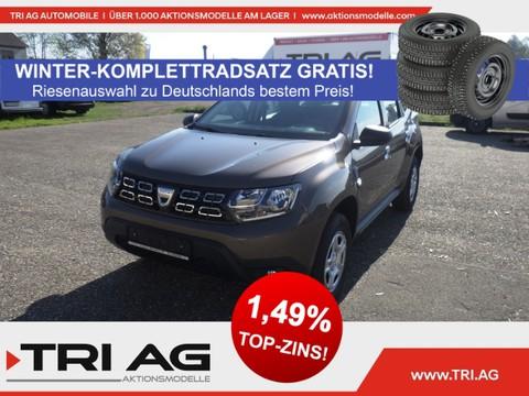 Dacia Duster Essential Komfort Paket