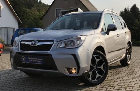 Subaru Forester 2.0 XT Platinum