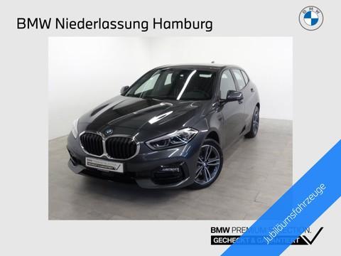 BMW 116 d Sport Line HiFi Lenkradhz Fl
