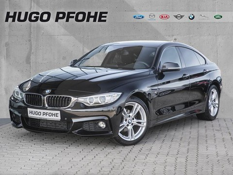 BMW 420 i Gran Coupe M Sportpaket