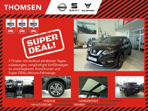 Nissan X-Trail 1.3 DIG-T TN-Connecta Keyles