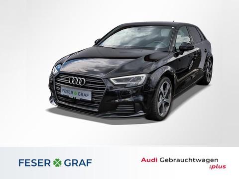 Audi A3 2.0 TFSI qu Sportback sport