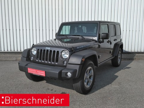 Jeep Wrangler 3.6 l Rubicon V6 Unlimited DUAL TOP MY18
