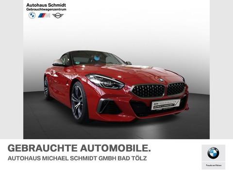BMW Z4 M 40i M Fahrwerk Komfortzugang