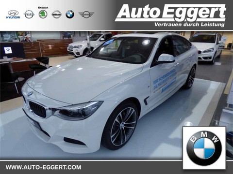 BMW 330 Gran Turismo d xDrive M Sport