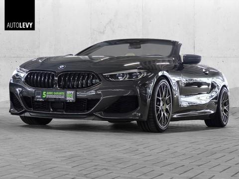 BMW 850 Cabrio Schnitzer LASER B&W