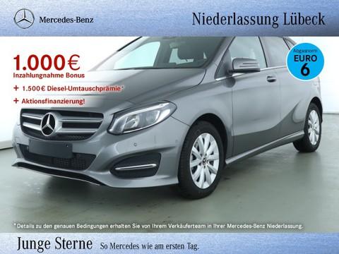 Mercedes B 180 d Style