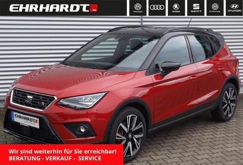 Seat Arona 1.0 TSI FR Black Edition Dinamica abged Scheiben