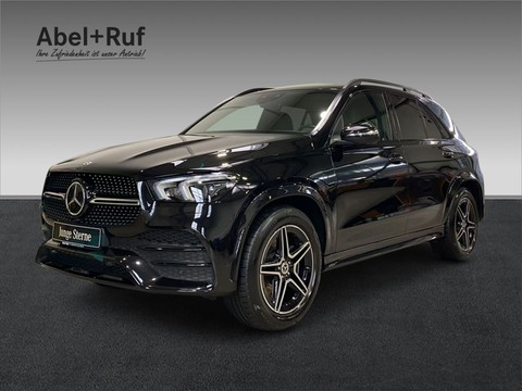 Mercedes-Benz GLE 350 d AMG MBUX