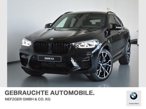 BMW X4 M Gestiksteuerung M Competition