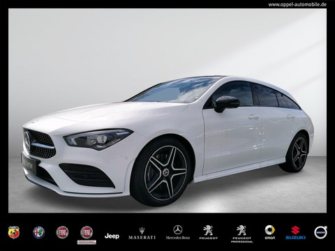 Mercedes-Benz CLA 200 d SB AMG Line NIGHT Pa