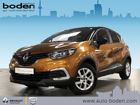 Renault Captur LIMITED DELUXE TCe 90