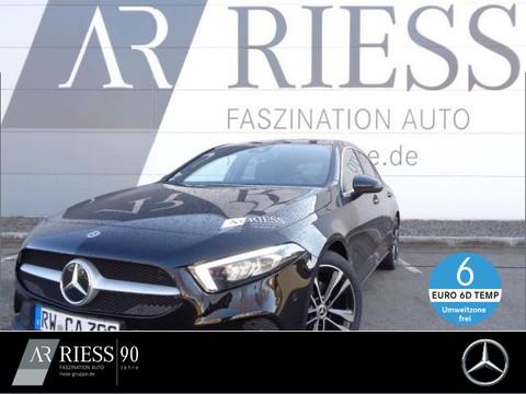 Mercedes-Benz A 200 Progressive MBUX
