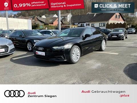 Audi A7 Sportback 50 TDI quattro Optikpaket schwarz