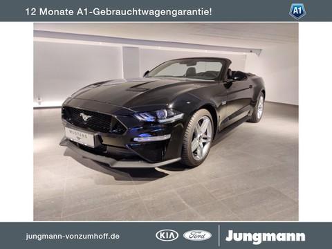 Ford Mustang 5.0 Ti-VCT Convertible V8 GT (neu)
