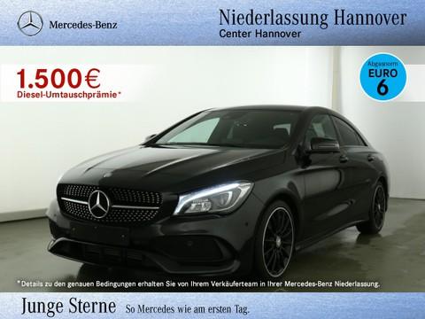Mercedes CLA 180 Cp AMG Line