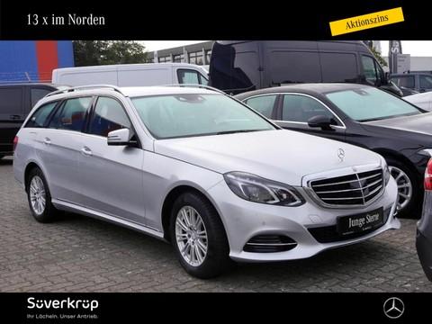 Mercedes-Benz E 300 T Elegance Fahrassist