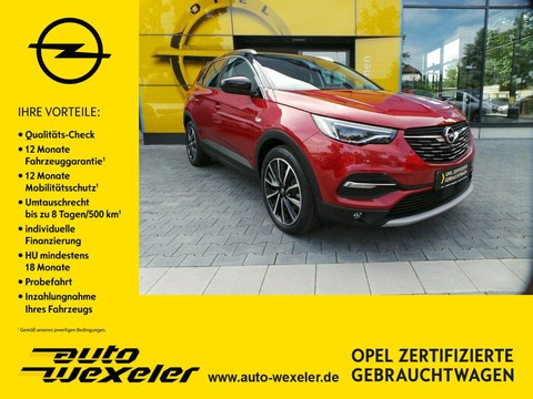 Opel Grandland X 7.4 Ultimate Hybrid (224PS) OBC