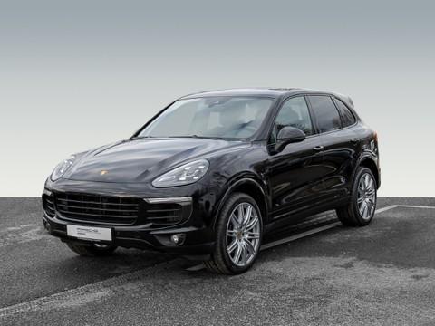 Porsche Cayenne Diesel Platinum Edition 21-Zoll