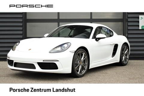 Porsche Cayman (718) | 10mm Tieferlegung |