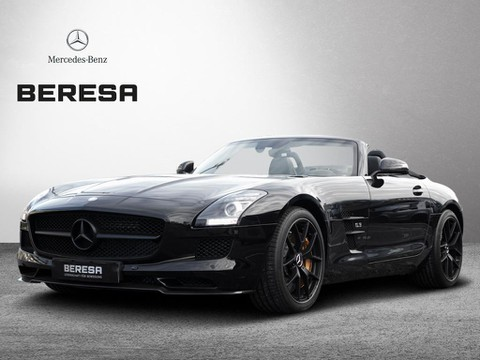 Mercedes-Benz SLS AMG GT Roadster Final Edition only 60 km