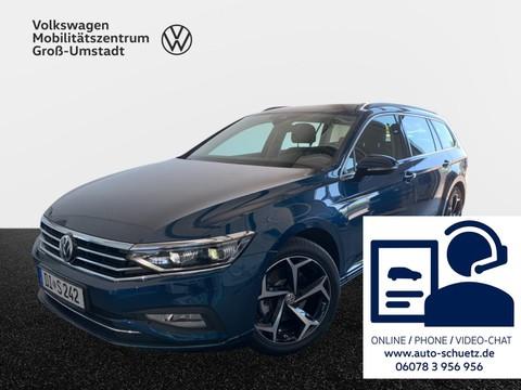 Volkswagen Passat Variant 2.0 Business l OPF