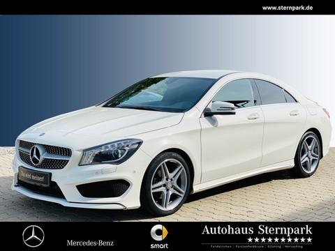 Mercedes-Benz CLA 200 Coupé AMG