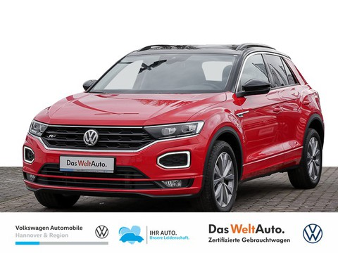 Volkswagen T-Roc 2.0 TDI R-Line Style AID