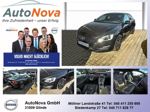 Volvo S60 D5 Linje Svart