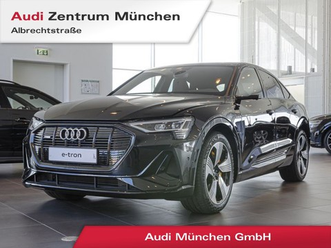 Audi e-tron Sportback 55 qu S line S