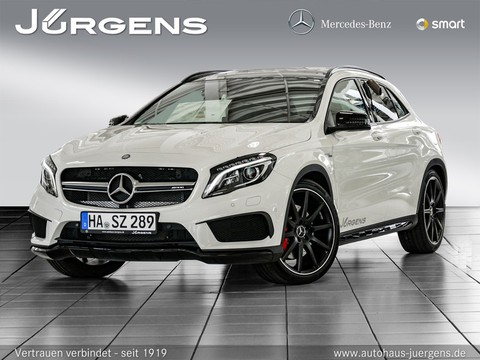 Mercedes GLA 45 AMG Performance Vmax