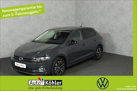 Volkswagen Polo IQ Drive Blind Spot-Sensor Ganzjahresreife