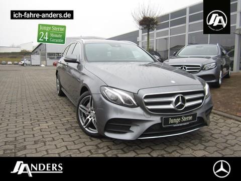Mercedes-Benz E 220 d T AMG