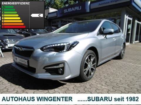 Subaru Impreza 1.6 Comfort i lineartronic