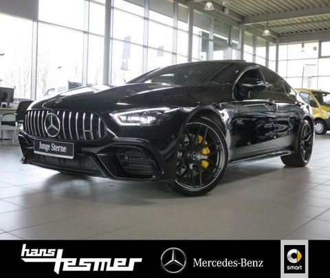 Mercedes-Benz AMG GT 63 Burmester HighEnd Designo