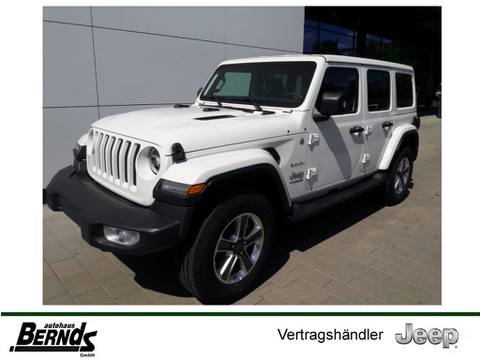 Jeep Wrangler 2.0 Unlimited JL Sahara Hard Top
