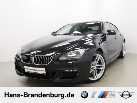BMW 640 Gran Coupe d M-Sportpaket H K