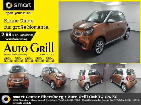 Smart ForFour 66kW turbo PASSION