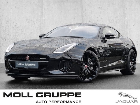 Jaguar F-Type 2.0 L Coupe R-Dynamic i4 EU6d-T