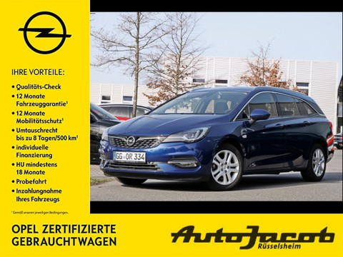 Opel Astra 1.2 K T ST Elegance