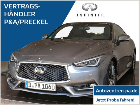 Infiniti Q60 2.0 S t Coupe Sport Tech 444 - Leasingrate